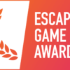 Escape-gamer fera partie du jury des Escape Game Awards 2018!