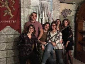 test – winter is coming – game over lyon